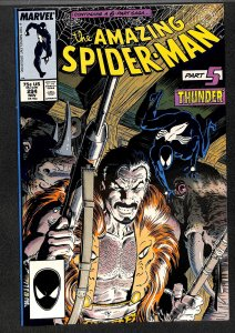 Amazing Spider-Man #294 VF/NM 9.0 Kraven's Last Hunt Part 5!