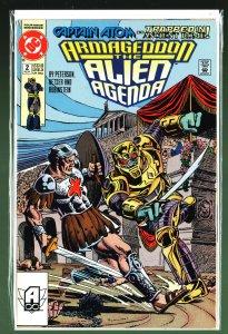 Armageddon: The Alien Agenda #2 (1991)