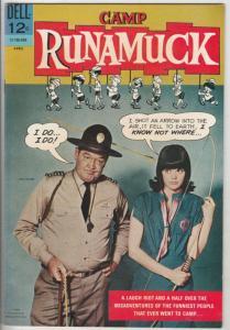 Camp Runamuck #1 (Apr-68) VF/NM High-Grade Arch Johnson, Nina Wayne, Dave Mad...