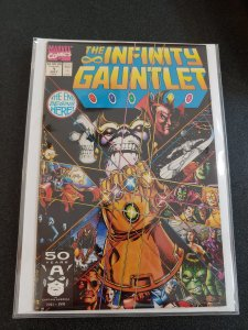 THE INFINITY GAUNLET #1