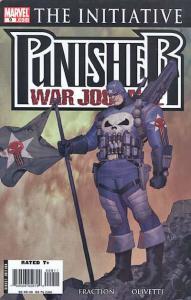 Punisher War Journal (2007 series) #9, NM- (Stock photo)