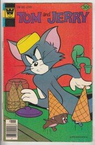Tom and Jerry #297 (Aug-77) VF/NM High-Grade Tom, Jerry