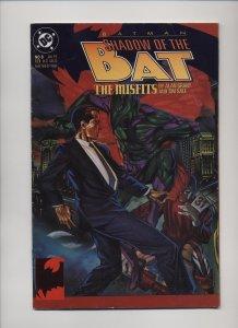 Batman: Shadow of the Bat #8 (1993)
