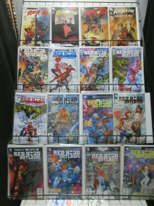 Red Robin Modern Age Lot of 29Diff from 2009-16 Reborn to Rebirth! Starfire ++