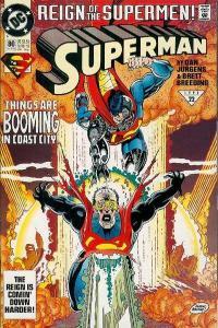Superman (1987 series) #80, NM (Stock photo)