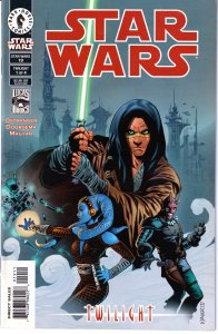 Star Wars - Republic # 19,20,21,22 1st App Quinlan Vos !