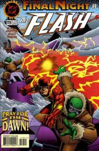Flash (1987 series) #119, VF- (Stock photo)