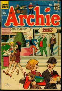 ARCHIE COMICS #188-BETTY/VERONICA/JUGHEAD G