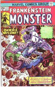 Frankenstein, the Monster of #17 (Jul-75) NM- High-Grade Frankenstein