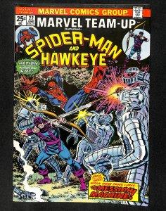 Marvel Team-up #22