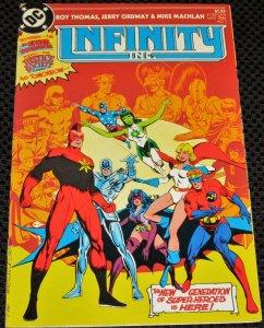 Infinity, Inc. #1 (1984)