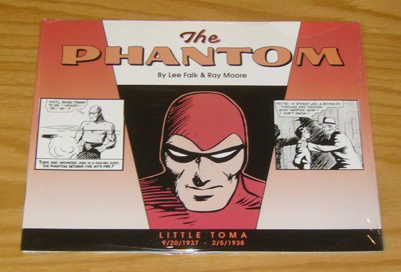 the Phantom: Little Toma #1 VF/NM lee falk 9/20/1937-2/5/1938 ray moore