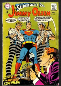 Superman's Pal, Jimmy Olsen #114 (1968)