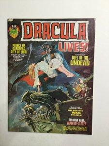 Dracula 3 Near Mint Nm Magazine Marvel Comics Group