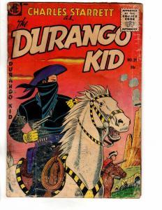 DURANGO (1949-1956 ME) 39 February 1956 FR-G