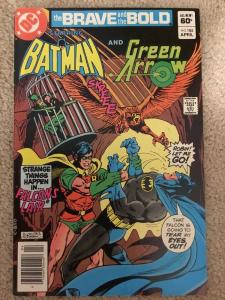 DC The Brave And The Bold 185 Starring Batman And Green Arrow