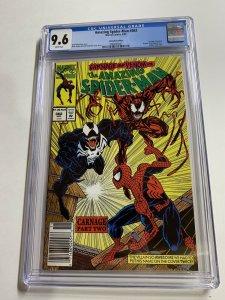 Amazing Spider-man 362 Cgc 9.6 Austrailian Austraila Edition Variant RARE