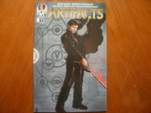 Near-Mint Top Cow Universe ARTIFACTS #7 Comic (2011) Origin: Coin of Solomon