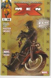 Ultimate Magazine # 16  X-Men, Fantastic Four, Spider Man, Hulk