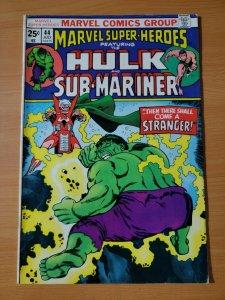 Marvel Super Heroes #44 ~ VERY FINE VF ~ 1974 Marvel Comics