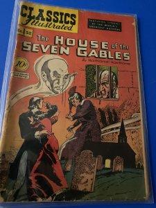 Classics Illustrated #52 (1948)