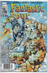 Fantastic Four   vol. 2   # 2 VG (Heroes Reborn)