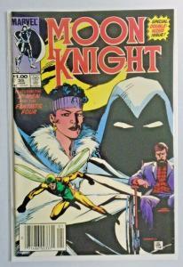 Moon Knight #35 - Direct - X-Men - 8.0/VF (1984)
