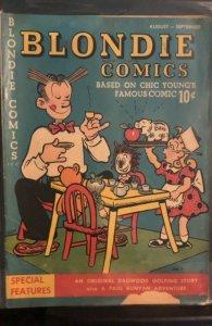 Blondie Comics #7