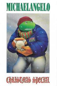 Teenage Mutant Ninja Turtles (1984 series) Christmas Special #1, NM- (Stock p...