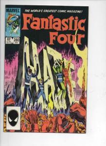 FANTASTIC FOUR #280 VF/NM She Hulk Byrne 1961 1985 Marvel, more FF in store