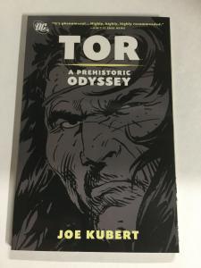 Tor A Prehistoric Odyssey Nm Near Mint DC Comics SC TPB