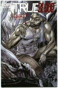TRUE BLOOD Tainted Love #2, NM, Variant, 2011, Vampire, Bill, Sookie, Horror