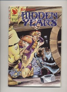 ElfQuest: Hidden Years #15 (1994)