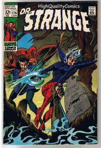 DOCTOR STRANGE #176, VF-, Mystic Arts, Gene Colan, 1968, more DS in store