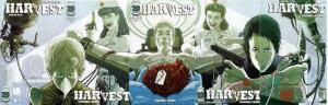 HARVEST (2012 IM) 1-5  COMPLETE!