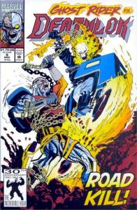 Deathlok (1991 series) #9, NM- (Stock photo)