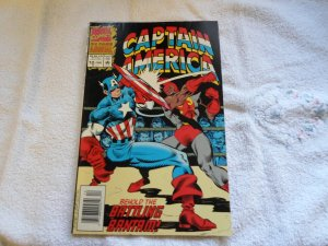 1993 CAPTIAN AMERICA 64 PAGE ANNUAL BEHOLD THE BATTLING BANTAM # 12