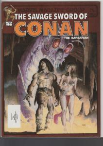 Savage Sword of Conan #94