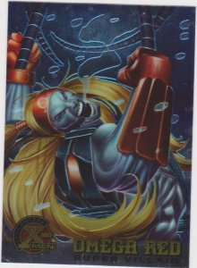 1995 Fleer Ultra X-Men #72 Omega Red
