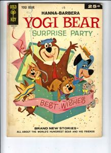 Yogi Bear #13 (Jul-63) FN+ Mid-High-Grade Yogi Bear, Boo Boo