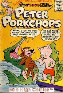PETER PORKCHOPS (1949 Series) #45 Very Good Comics Book