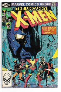 The Uncanny X-Men #149 (1981) FN/VF