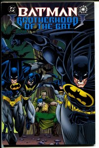 Batman: The Brotherhood Of The Bat-Doug Moench