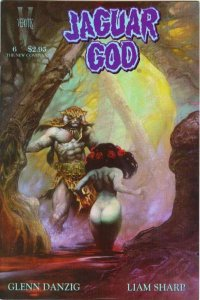 Jaguar God #6, NM (Stock photo)