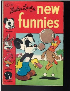 New Funnies #123 (Dell, 1947)