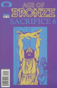Age of Bronze #15 VF/NM; Image | save on shipping - details inside