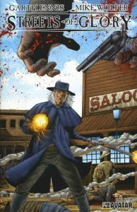 Streets of Glory #1 VF/NM; Avatar | save on shipping - details inside