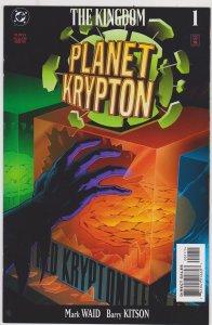 Kingdom: Planet Krypton #1