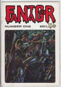 Fantagor #1 (Jan-70) FN/VF Mid-High-Grade
