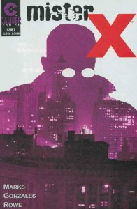 MISTER X #2, NM-, 1996, Vol 3, Caliber, more in store